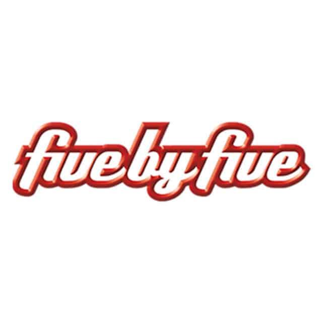 cinque per cinque